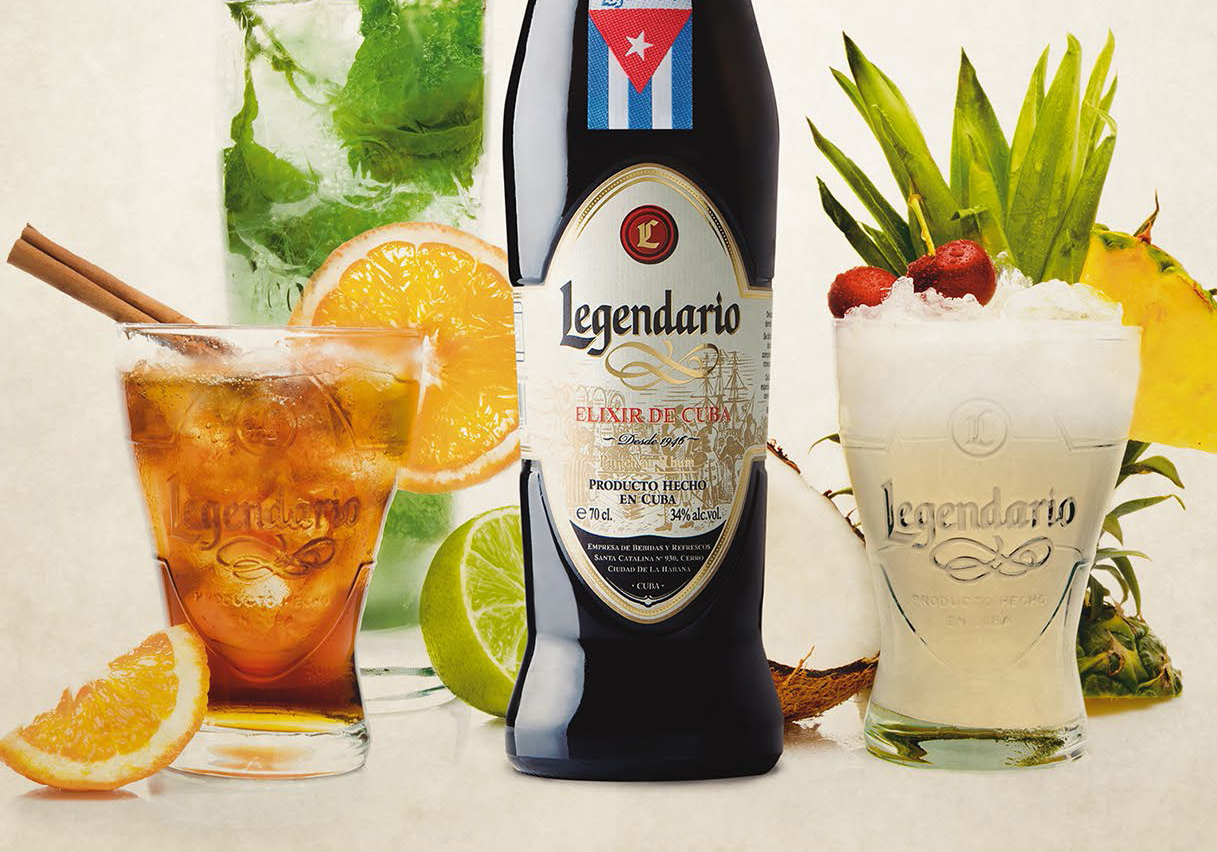 Legendario Cocktails